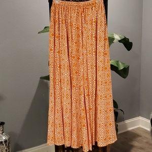Dresses & Skirts - Circle maxi skirt
